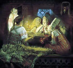 Древние заговоры, шепотки, заклинания