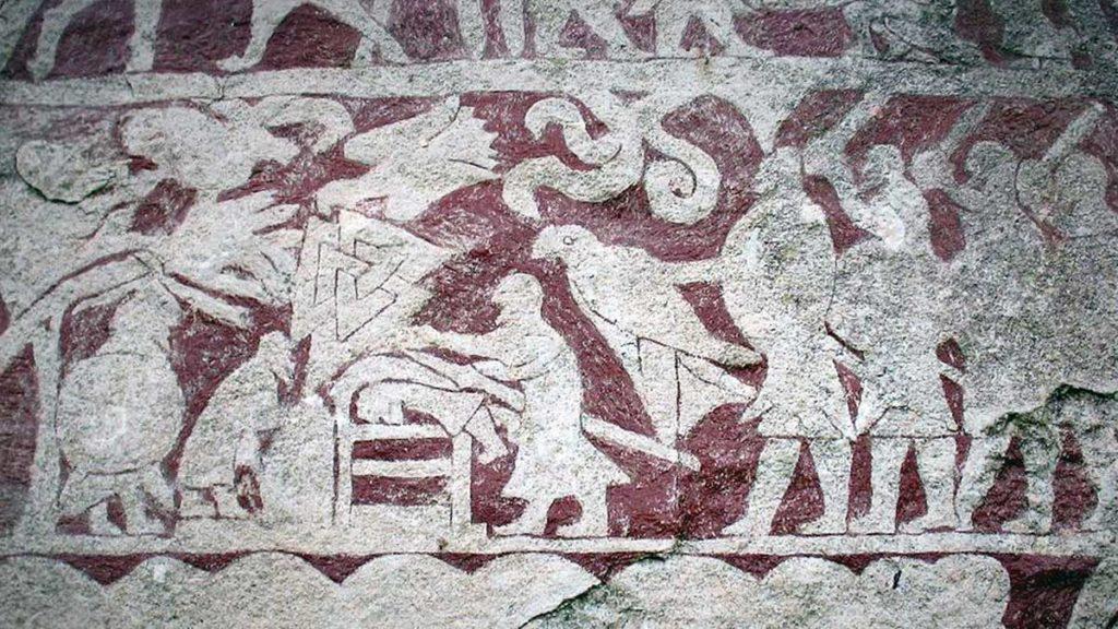 Рунический символ Валькнут
