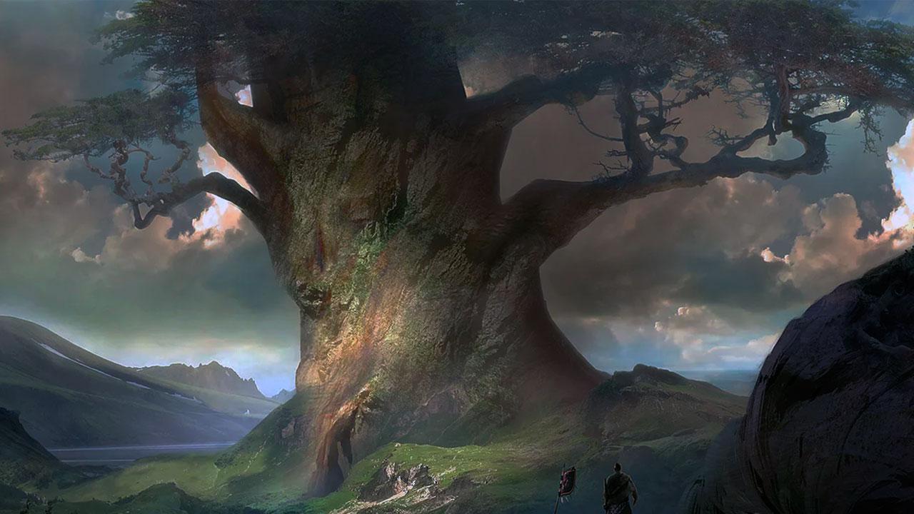 Иггдрасиль и его миры. Древо жизни в Северной традиции.